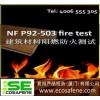 供应NF P92-503电喷枪试验