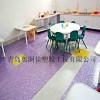 供应免费拼花设计塑胶地板-地板胶