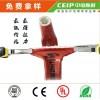 宁国中电防火套管液压气动保护管高温玻璃纤维套管