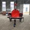 厂家直销YGFZ1000移动式干粉灭火装置